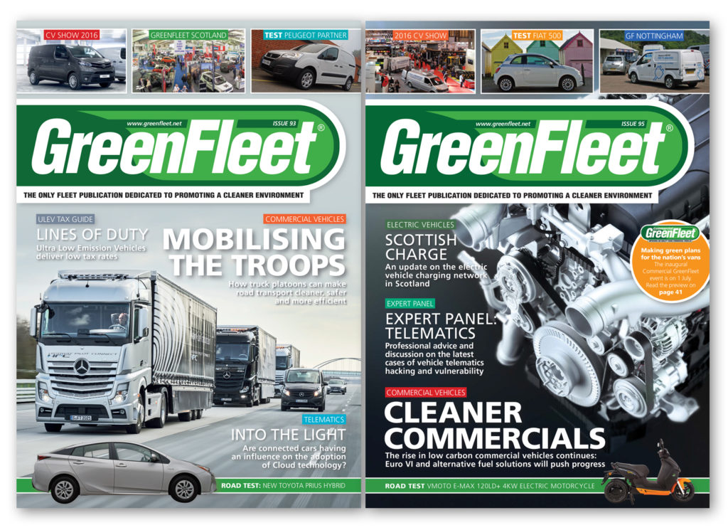 GreenFleet magazine