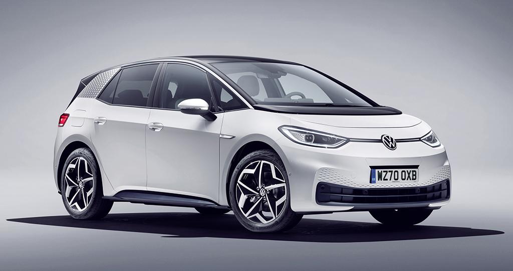 2020 Volkswagen ID 3 1st Edition